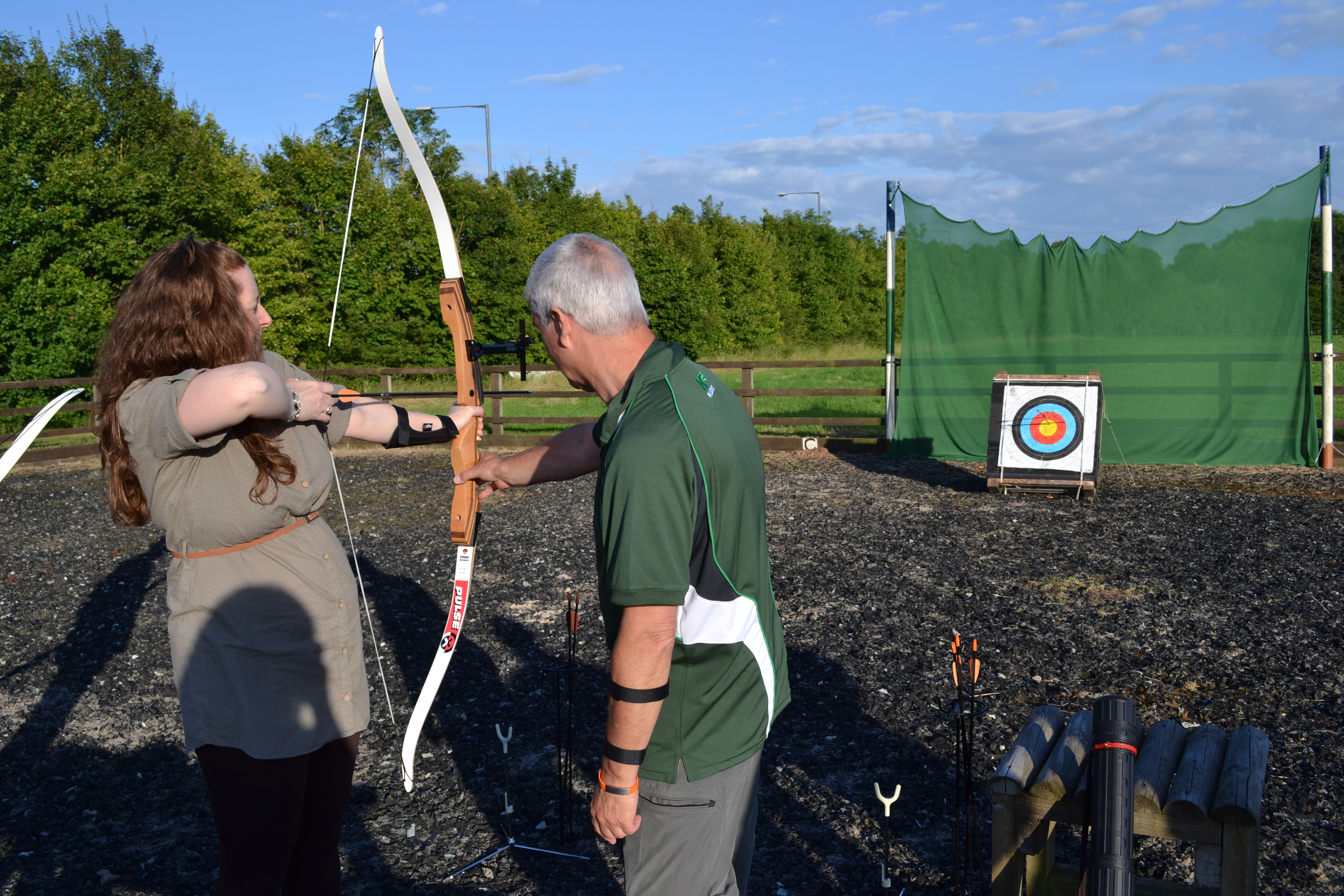 Falconry & Archery Group Activities Available for 2018