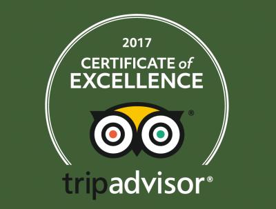 2017 Trip Advisor